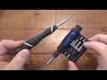 Kobalt Torx Set VS Husky Torx Set (Tools For Your Knives)