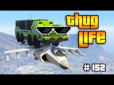 GTA 5 THUG LIFE AND FUNNY MOMENTS (WINS, STUNTS AND FAILS #152)