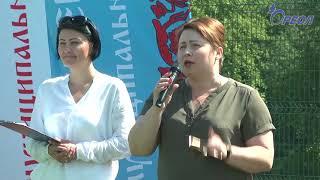 Фестиваль Спорта Сланцевского района прошел в деревне Гостицы