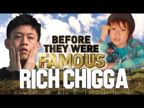 RICH CHIGGA - Before They Were Famous - Dat $tick