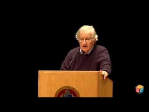 Noam Chomsky: Who