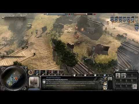 Company of Heroes 2 - The Southern Fronts DLC - Retreat to the Donets - General Difficulty