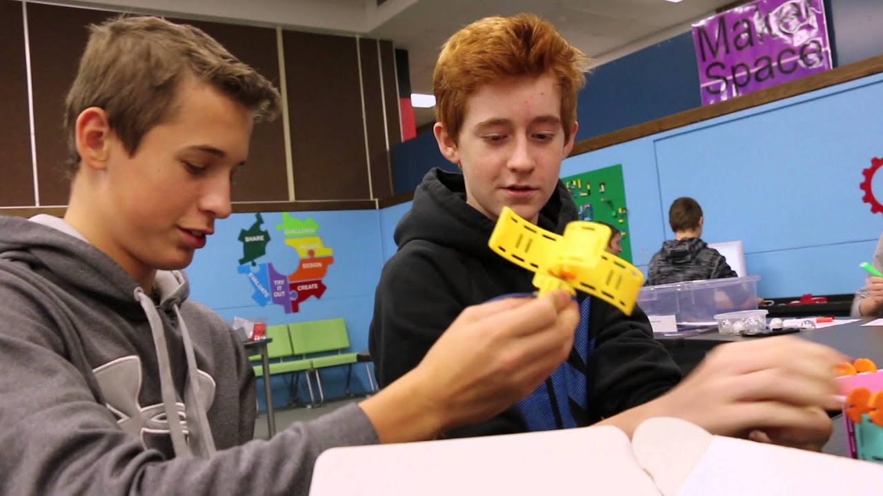 Valley Middle School Of Stem