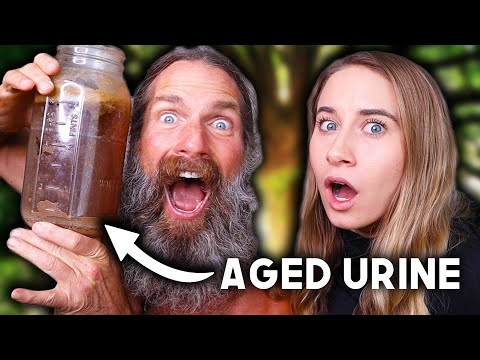 Inside The Wild World Of A Urine Drinker