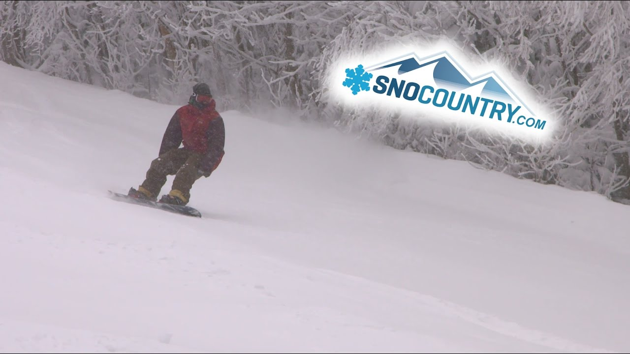 Killington 2017 - SnoCountry Snapshot with Halley O'Brien