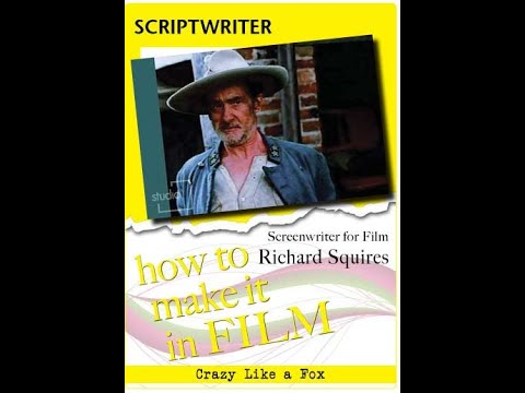 Scriptwriter For Film: Richard Squires