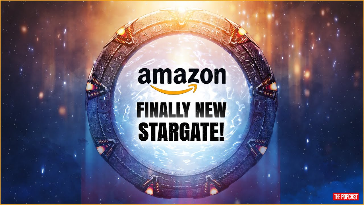 Amazon will make STARGATE First... And this is why!