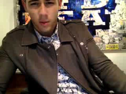 Nick Jonas: Live Chat September 7th