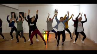 Chris Brown Party Ft. Gucci Mane, Usher Choreography By Cyutz