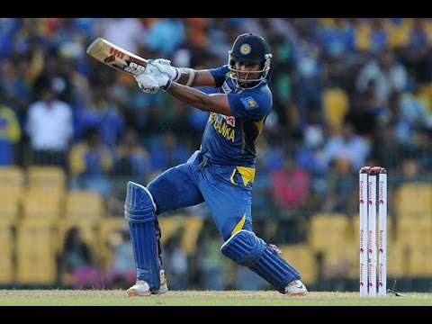 Kumar Sangakkara smashes 138* vs INDIA | 13 4s & 2 6s