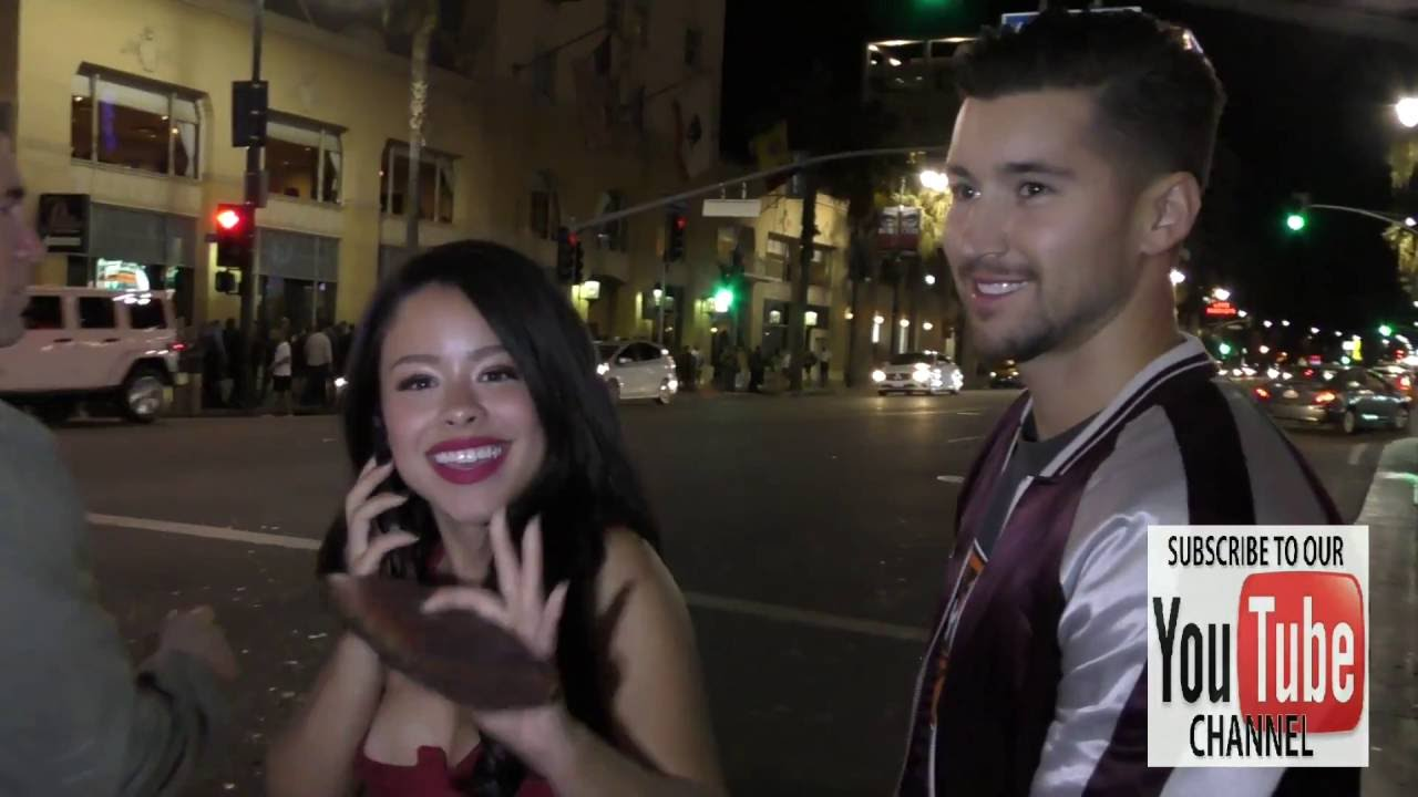 Cierra Ramirez And Jeff Wittek Talks About Wanting To Rob A Bank While Leaving The Masterminds Premi Youtube