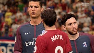 КУПИЛ МЕССИ И РОНАЛДУ В FIFA 18