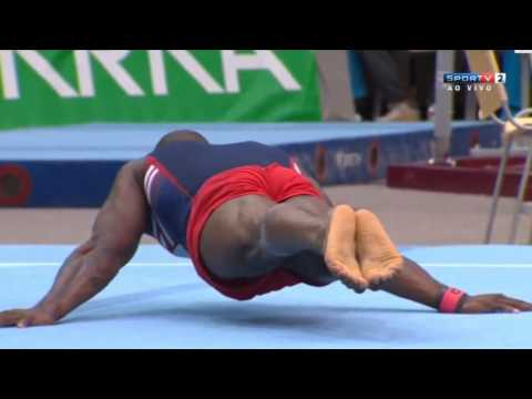 WC Koper Slovenia Gymnastics 2017 | EF Men's FX