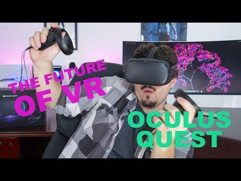 Oculus hands on