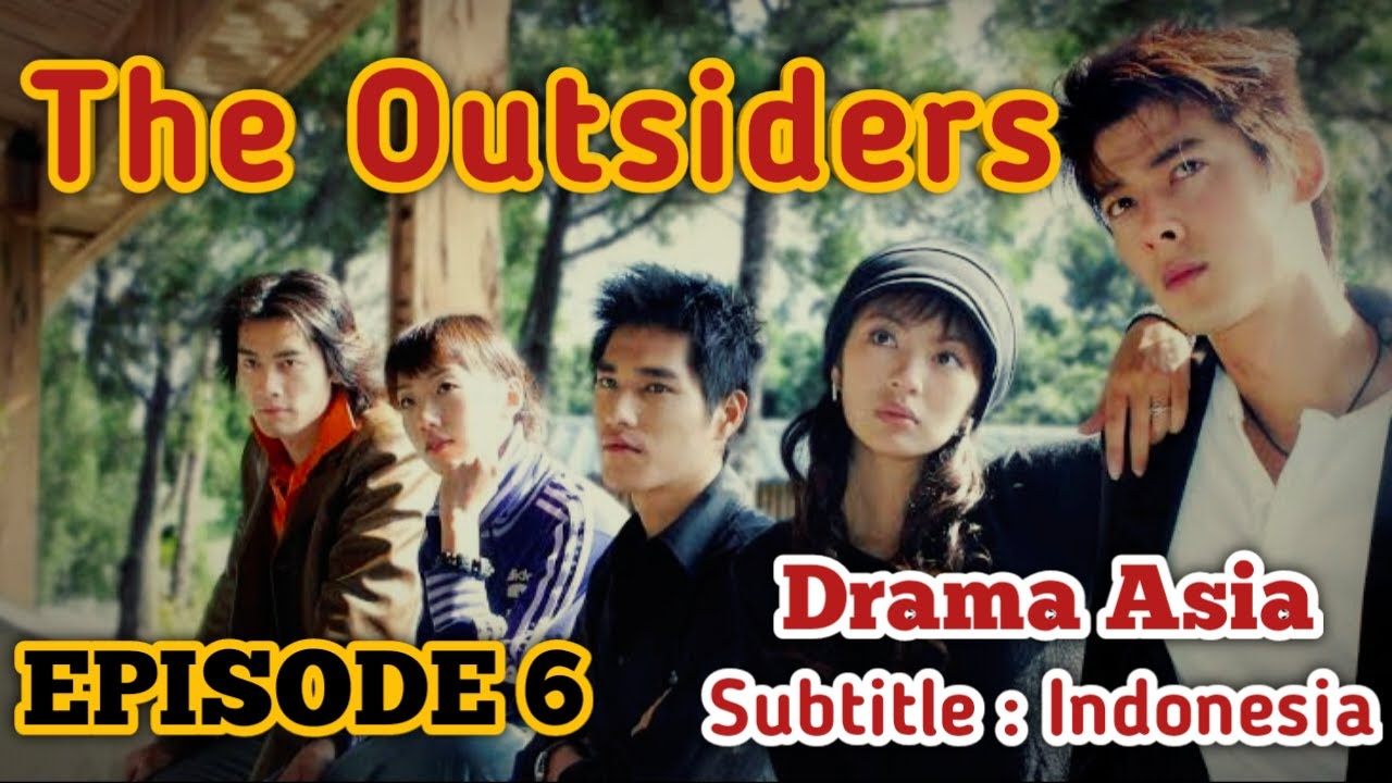 Download The Outsiders episode 6 subtitle Indonesia