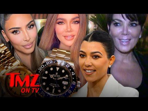 Kardashians Give 'KUWTK' Crew Rolex Watches After Final Episode   TMZ TV