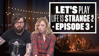 Let's Play Life is Strange 2 Episode 3: Wastelands
