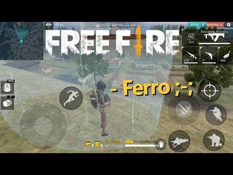 TENTE N RI DESSE DIA 3 l FREE FIRE