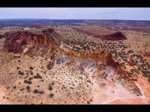 KINGS CANYON - HENBURY METEORITES - RAINBOW VALLEY - Australia