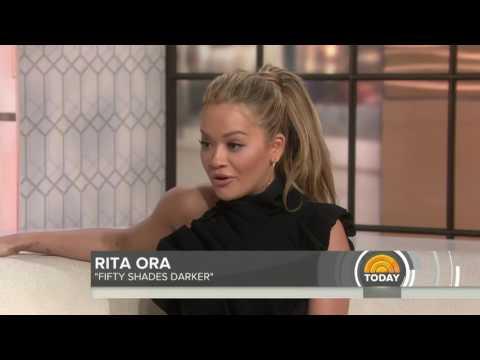 Fifty Shades Darker - Rita Ora Interview on Today Show