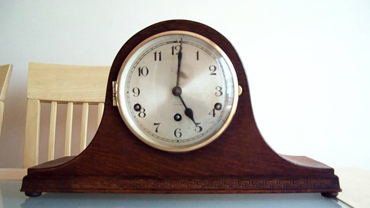 Urgos dual chime mantle clock westminster front youtube urgos dual chime mantle clock westminster front amipublicfo Choice Image