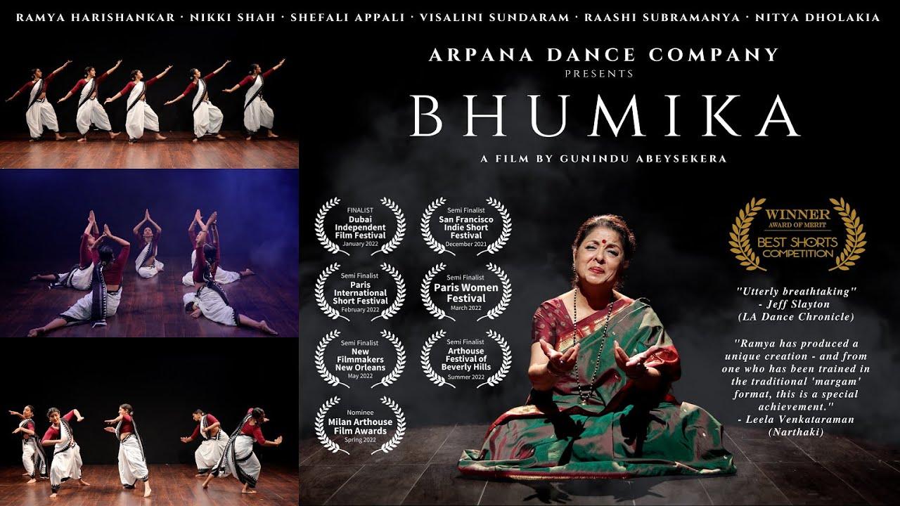 Bhumika - Ramya Harishankar & the Arpana Dance Company