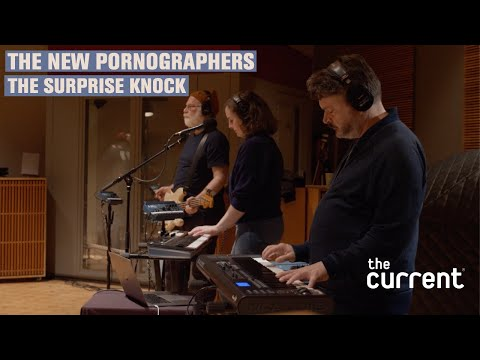 The New Pornographers - The Surprise Knock (Live at The Current) mp3