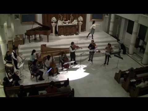 Bourrée - Gigue – OuvertureⅡ- Chaconne    Marin Marais (1656-1728)