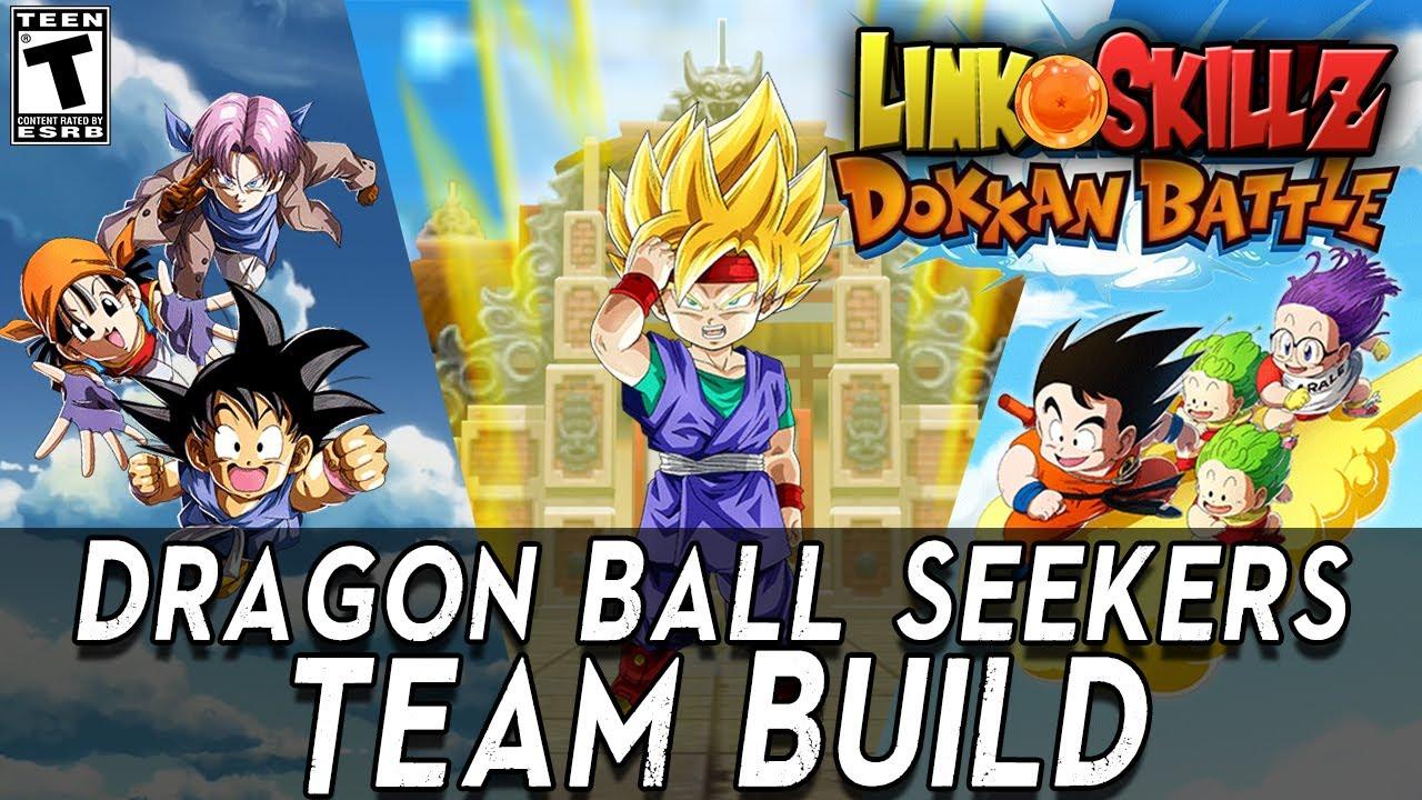 Dokkan Battle Team Builder