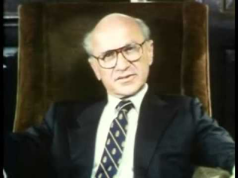 Milton Friedman Discusses John Maynard Keynes