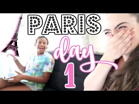 PARIS TRIP | Jetlag, Airbnb Tour, Sightseeing, and Cookie Drama