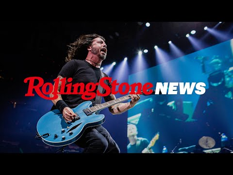 Foo Fighters Welcome Rock Back at Exultant MSG Show | RS News 6/21/21