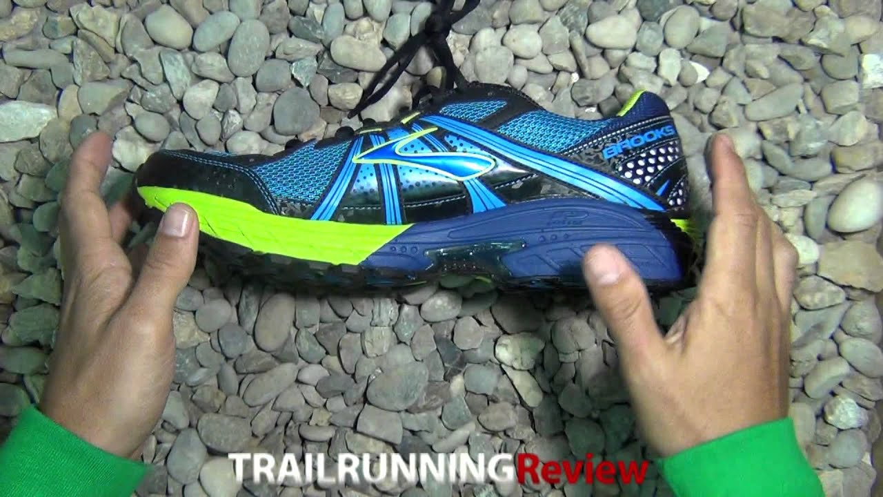 Brooks Adrenaline ASR 10 Review - YouTube
