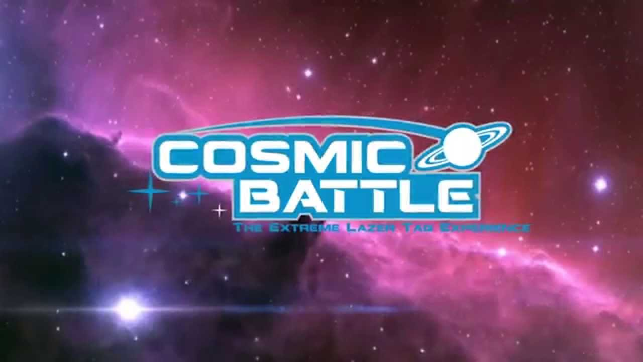 Cosmic Battle: The Extreme Laser Tag Experience at iPlay America