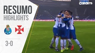 Resumo | Highlights FC Porto 3-0 Belenenses (Liga 18/19 #19)