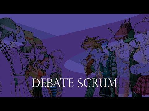Debate Scrum - Instrumental Mix Cover (Danganronpa) [Remaster]