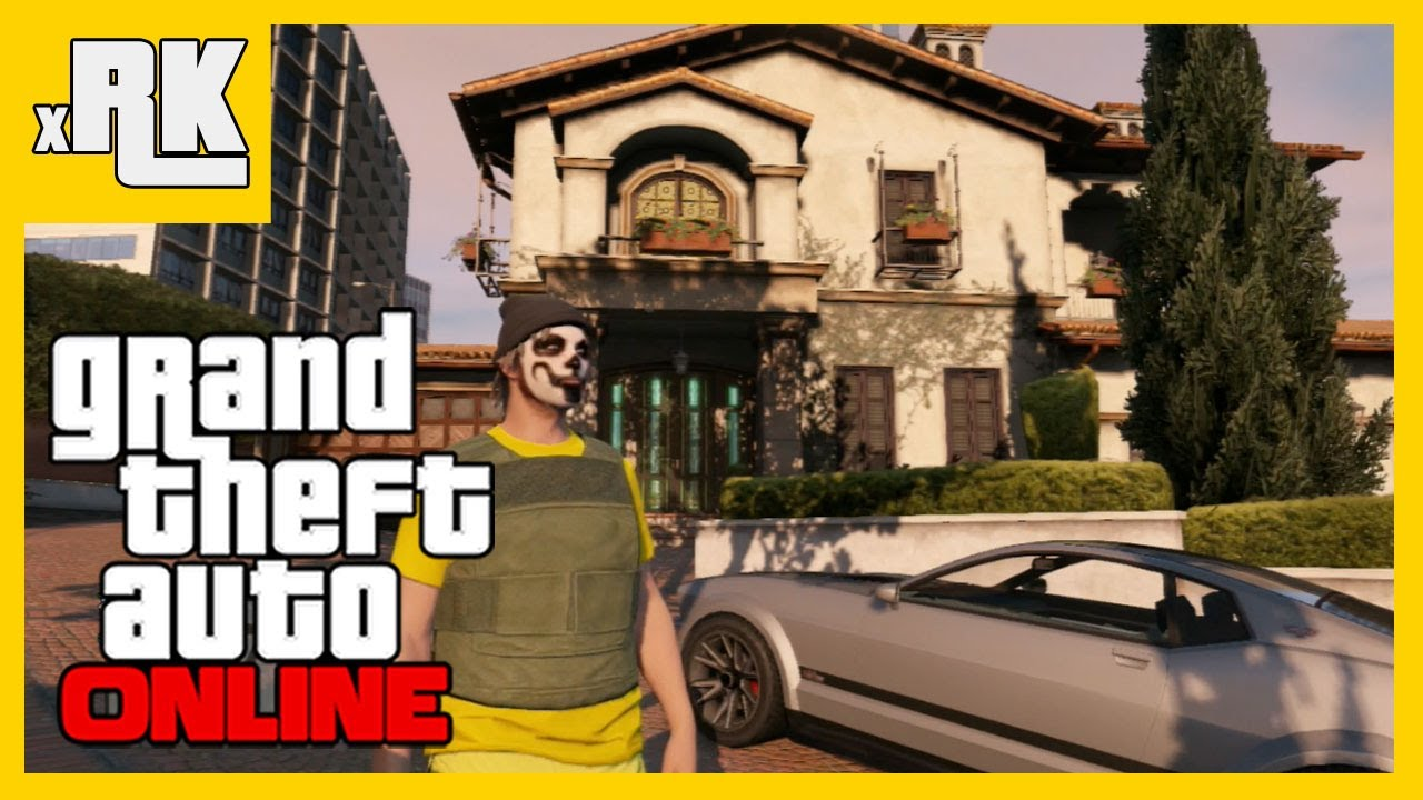 how to buy a house in gta 5 online ps3