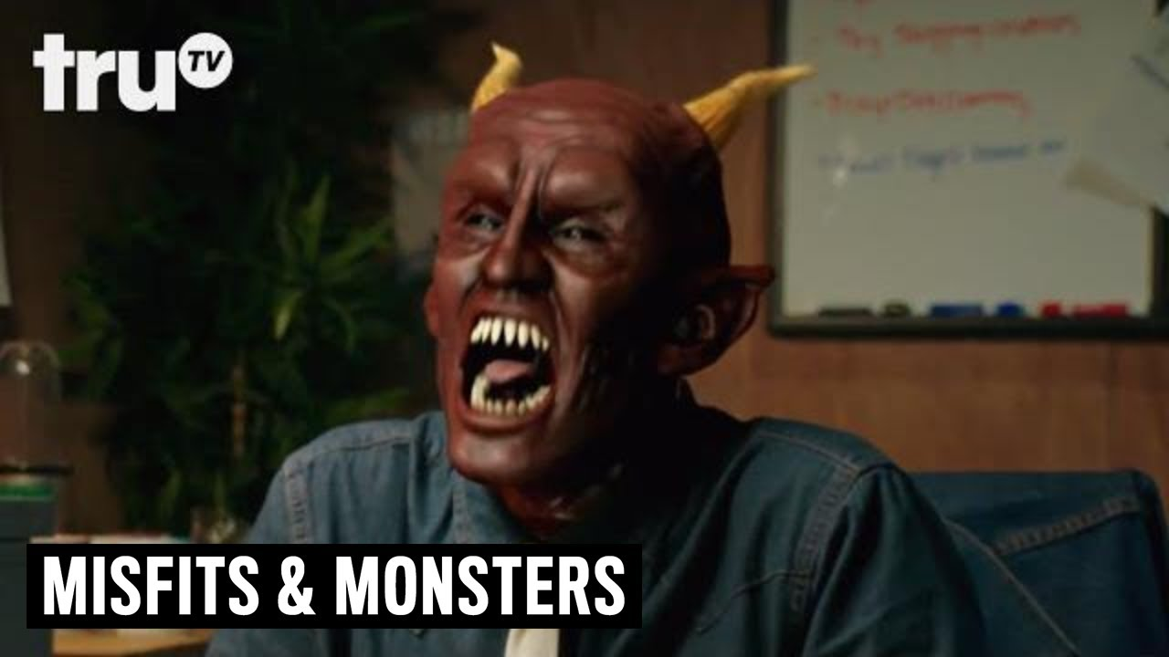 Download Bobcat Goldthwait's Misfits and Monsters - Face-to-Face with the Devil | truTV
