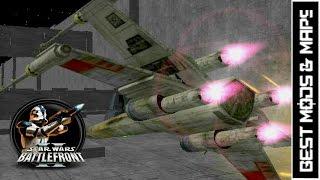 Star Wars Battlefront II (PC) HD: Best Mods & Maps: Attack on the Death Star