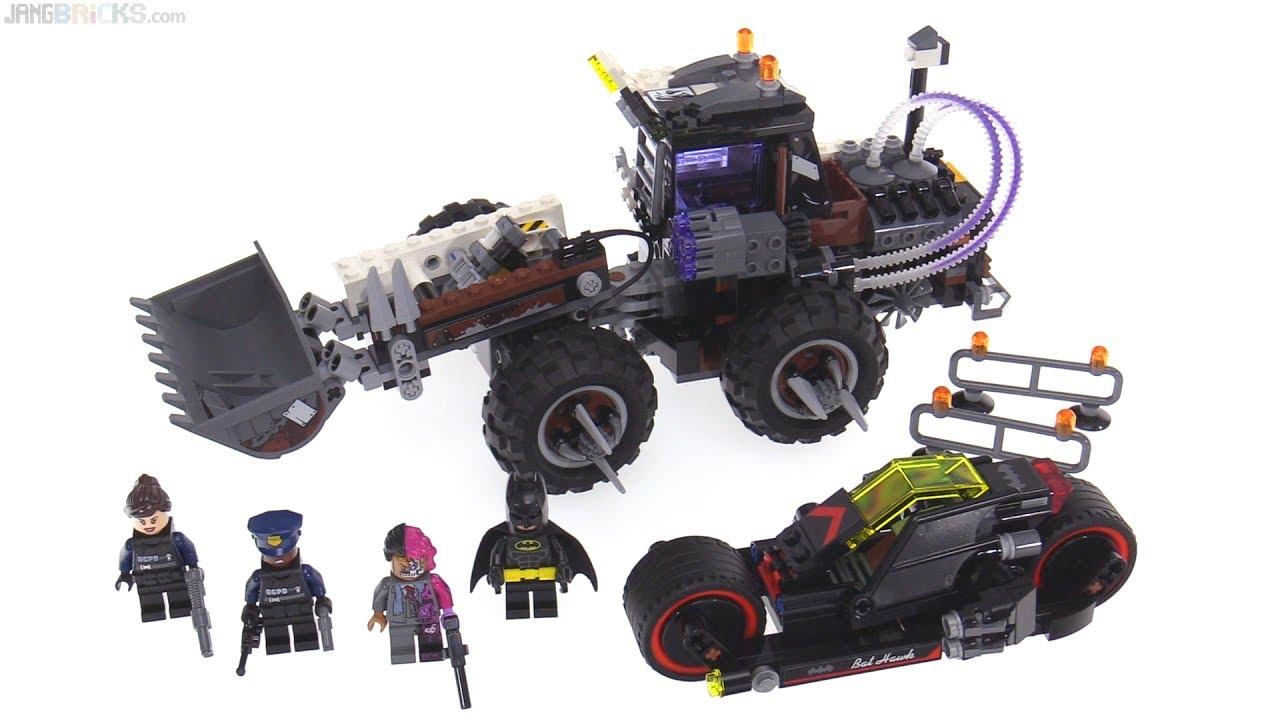 lego batman movie twoface double demolition review 70915