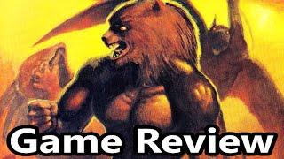 Altered Beast Sega Genesis Review The No Swear Gamer Ep 737