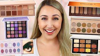 New Eyeshadow Palettes at Sephora!