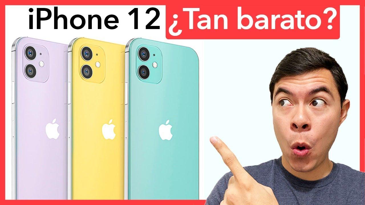 iPHONE 12 - Precio, Cuando Sale y Características 💰 - TODOS los detalles filtrados!! 😱