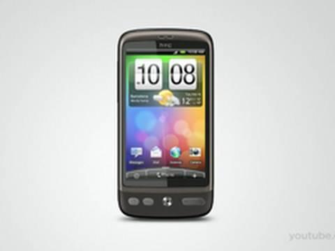 HTC Desire - A closer look part 2 - Make it mine