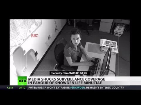 Search for Scapegoat: US tries to demonize Snowden to smother his revelations