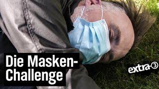 Das Sönke-Experiment – Eine Stunde mit Maske