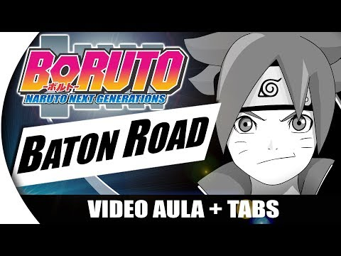 "Boruto: Naruto Next Generations (Opening) - ""BATON ROAD"" 