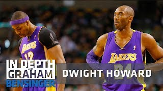 Dwight Howard: Kobe didn't protect teammates