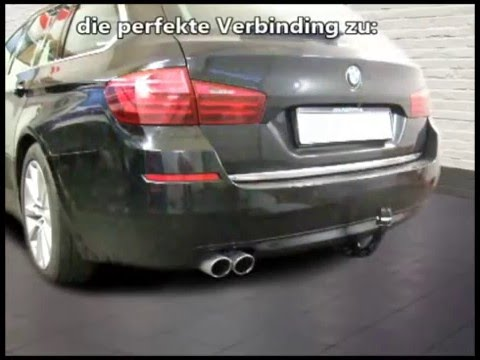 ahk bmw 5er f11 abnhembar 1123143 - youtube
