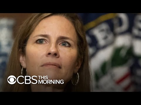 Confirmation hearings for Supreme Court nominee Amy Coney Barrett set to begin